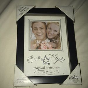 New prom night picture frame in original packaging